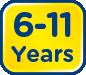 6-11 Years