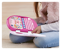 Take care of your very own virtual pet and play lots of great learning games!