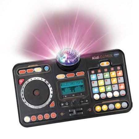 Get the crowd going with dazzling party lights on your DJ rig.