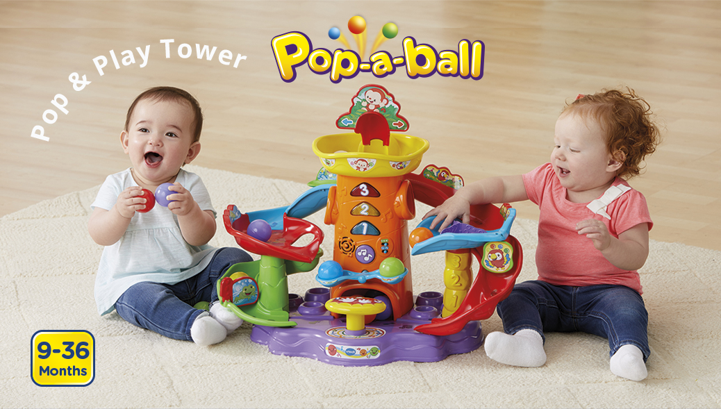 Pop & Play Tower