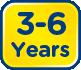 3-6 Years