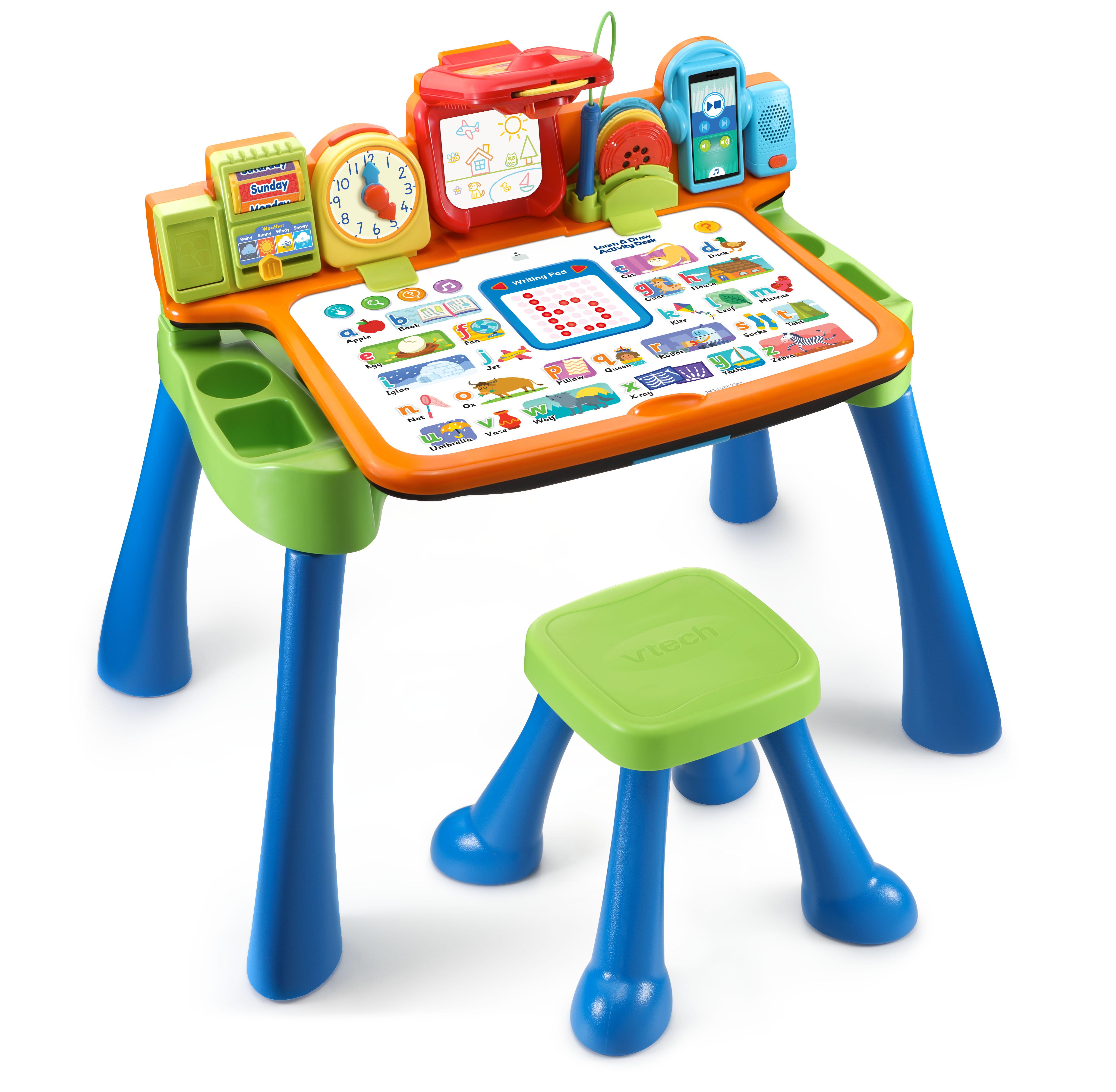 Learn & Draw Activity Desk