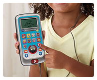 The learning Tunes Music Player by VTech is packed with lots of fun musical activities.