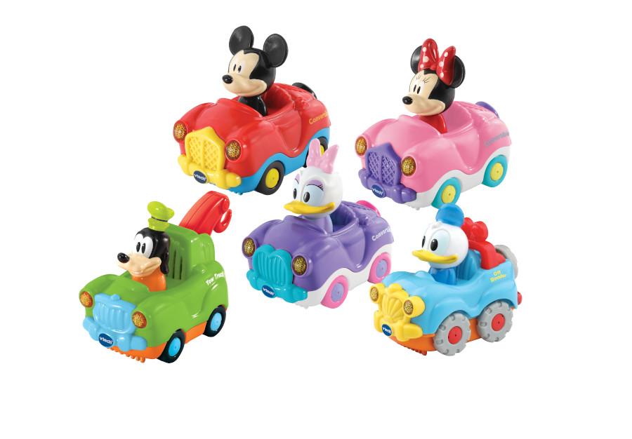 Toot-Toot Drivers Disney