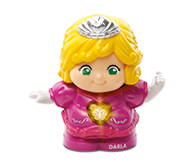 Interactive Enchanted Princess Palace includes Princess Darla.