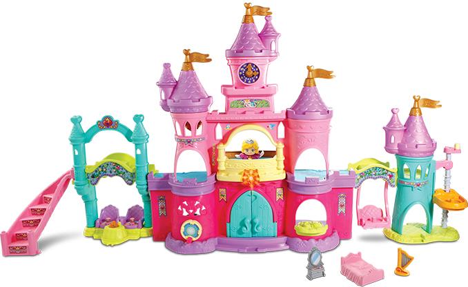Enchanted Princess Palace