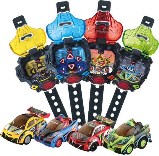 Turbo Force Racers