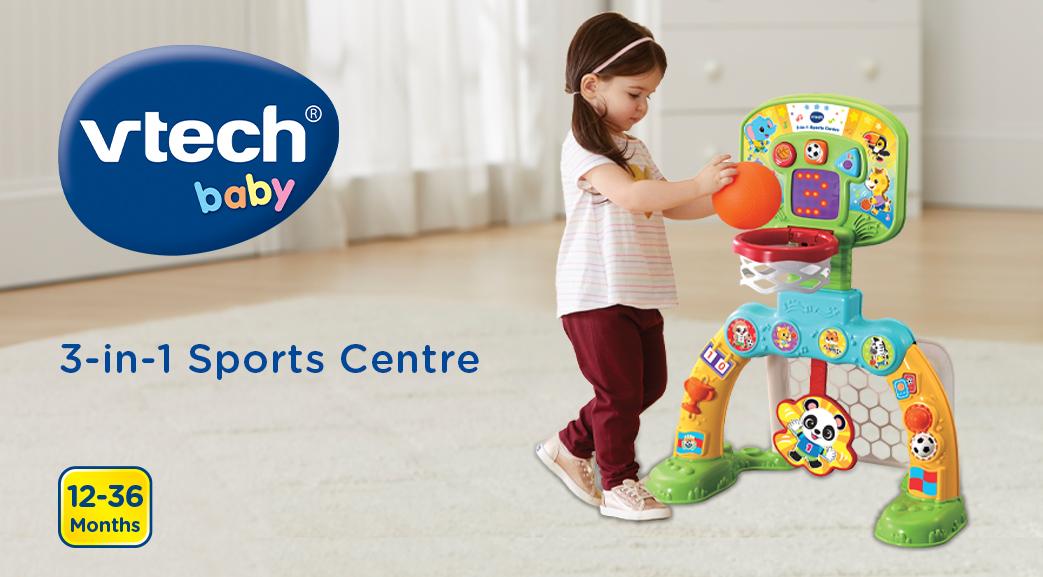 VTech Baby. First Steps® Baby Walker. 6-30 months.